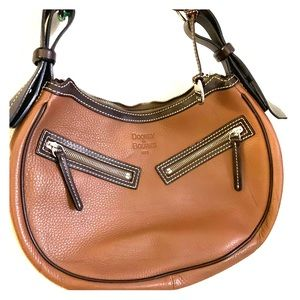 Dooley & Bourke Tan and Brown Purse